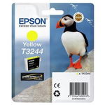 Cartus Yellow T3244 C13T32444010, 14 ml, original EPSON SC-P400