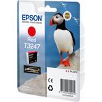 Cartus Red T3247 C13T32474010, 14 ml, original EPSON SC-P400