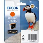 Cartus Orange T3249 C13T32494010, 14 ml, original EPSON SC-P400