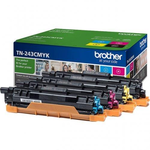 Multipack CMYK Cartus Toner Black | Cyan | Magenta | Yellow TN243CMYK original BROTHER HL-L3210CW