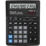 Calculator de birou, 16 digits, conversie valuta, REBELL BDC-616