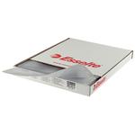 Folii protectie documente A4, cristal, 55 microni, 100 bucati   cutie, ESSELTE
