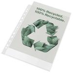 Folii protectie documente A4, 70 microni, 100 bucati   cutie, ESSELTE Recycled