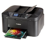Multifunctional inkjet color, A4, 19 ppm, Duplex, Fax, WiFi, ADF, CANON MAXIFY MB2150