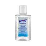 Gel dezinfectant maini, 100 ml, 70% alcool, GOJO Purell Advanced