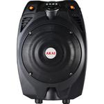 Boxe portabile tip troller, 30 W RMS, bluetooth, microfon, AKAI SS022A-X6