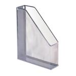 Suport vertical cataloage, plasa metalica | mesh, MEMORIS