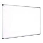 Tabla alba magnetica | whiteboard, rama aluminiu, 200x120 cm, KOOBIC