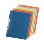 Dosar incopciat 1/1, carton color 250 gr/mp, FALKEN Lux