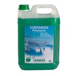 Dezinfectannt profesional pardoseli, 5 litri, Anios Surfanios Premium