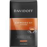 Cafea premium boabe, 500 gr, DAVIDOFF Espresso 57