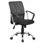 Scaun pentru birou, mecanism TILT, negru, OFFICE PRODUCTS Lipsi