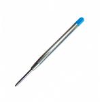 Rezerva metalica tip Parker, 0.7 mm, albastru