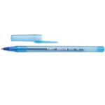 Pix unica folosinta, 0.4 mm, albastru, BIC Round Stic