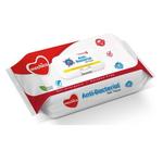 Batiste | servetele umede antibacteriene, 56 buc | set, MECHICO