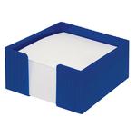 Suport plastic cub hartie, 9x9 cm, FLARO
