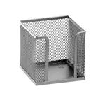 Suport metalic | mesh cub hartie, MEMORIS