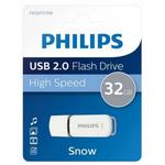 Memory stick USB 2.0, 32 GB, PHILIPS Snow edition