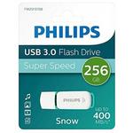 Memory stick USB 3.0, 256 GB, PHILIPS Snow edition