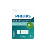 Memory stick USB 3.0, 8 GB, PHILIPS Snow edition