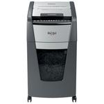 Distrugator automat de documente, taiere 300 coli | cross-cut 4x25 mm, REXEL Optimum 300X
