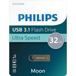 Memory stick USB 3.1, 32 GB, PHILIPS Moon edition