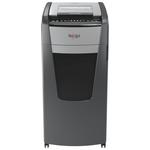 Distrugator automat de documente, taiere 600 coli | cross-cut 4x36 mm, REXEL Optimum 600X