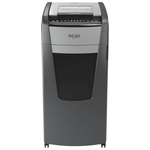 Distrugator automat de documente, taiere 750 coli | micro-cut 2x15 mm, REXEL Optimum 750M