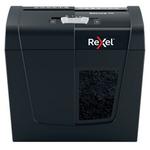 Distrugator de documente, taiere 6 coli | cross-cut 4x40 mm, REXEL Secure X6