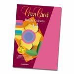 Carton color A4, 240 gr/mp, 6 culori, 24 coli, AURORA Raphael
