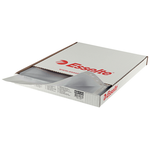 Folii protectie documente A4, cristal, 75 microni, 100 bucati   cutie, ESSELTE