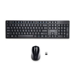 Kit wireless tastatura + mouse KENSINGTON Pro Fit Low-Profile