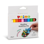 Plastilina 10 culori, 180 gr | cutie, MOROCOLOR Primo