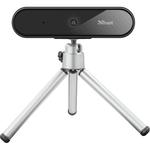Camera web full HD, 1920x1080, auto focus, zoom, microfon, TRUST TR-23637