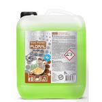 Detergent concentrat pardoseli, 5 litri, CLINEX Nano Floral