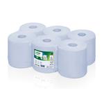 Prosop hartie monorola, 2 straturi, 150 m, 600 foi, 6 buc | bax, WEPA Satino Comfort