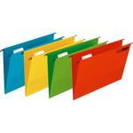 Dosar suspendabil, bagheta metalica, carton color, ELBA Verticflex