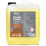 Detergent concentrat pardoseli, alcool, 5 litri, CLINEX Floral Forte