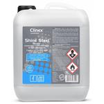 Solutie curatare suprafete inox, 5 litri, CLINEX Shine Steel