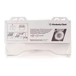 Rezerve cerate colac WC, 125 buc | set, KIMBERLY-CLARK