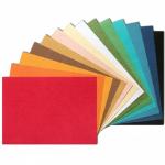 Coperti A3 indosariere, carton imitatie piele, 230 gr/mp, negru, 100 buc | set