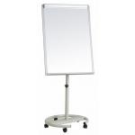 Flipchart magnetic, mobil, 70x100 cm