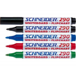 Marker pentru flipchart | whiteboard, 2.5 mm, SCHNEIDER Maxx 290