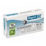 Capse 10/4 | nr. 10, 1000 buc/cut, RAPID Standard