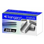 Capse 24/8, 40 coli, 1000 buc/cut, KANGARO