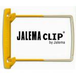 Alonje arhivare de mare capacitate, 800 coli, galben, 100 buc/set, JALEMA Clip