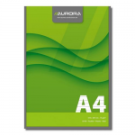 Blocnotes A4, 50 file, AURORA Office