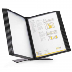 Suport de prezentare | Display birou, capacitate 20 buzunare, PROBECO EasyMount