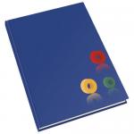 Registru cartonat, A4, 192 file, EDUCA