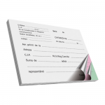 Chitantier autocopiativ, A6, 3 ex, 150 file | carnet